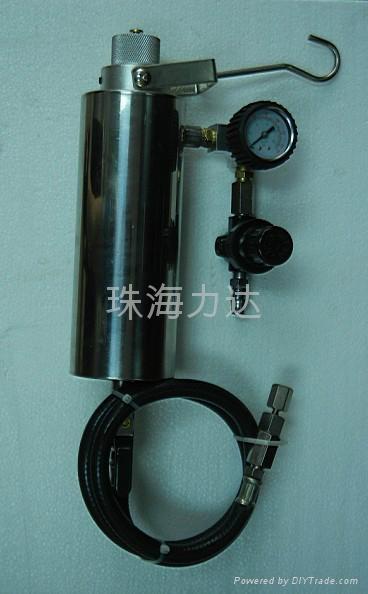 燃油系统清洗吊瓶 1