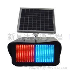 LED太陽能頻閃信號燈 3