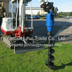 Auger Drive, Post Hole Digger, Earth Drill