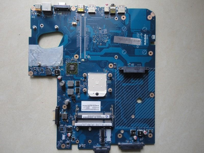 laptop motherboard for GATEWAY NV72 NV76 100%new work well 1