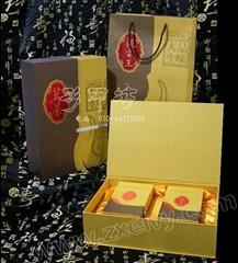 北京專業設計製作茶葉盒