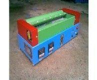 海綿熱熔膠滾輪上膠機 1