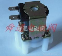 舜通STF-1进水塑料电磁阀