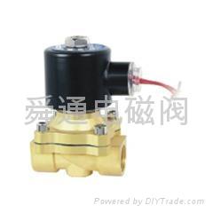 舜通2W-15直拉膜片水用电磁阀  2