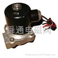 舜通2W-15直拉膜片水用电磁阀  3