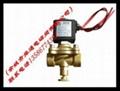 天然气二合一手动调节电磁阀