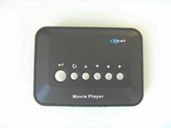 便携式硬盘播放器