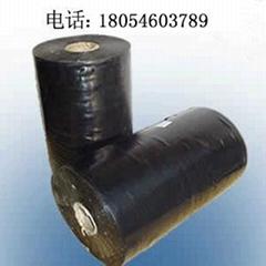PVC pipeline wrapping tape,PVC anti-corrosion tape asphalt,Bitumen tape PVC pipe