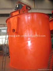 Flocculant Agitation Tank