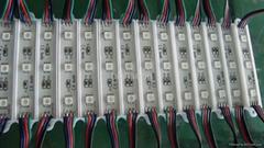 LED貼片5050三燈模組