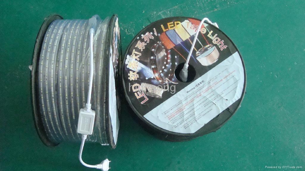 LED3528白光220V高压灯条 2