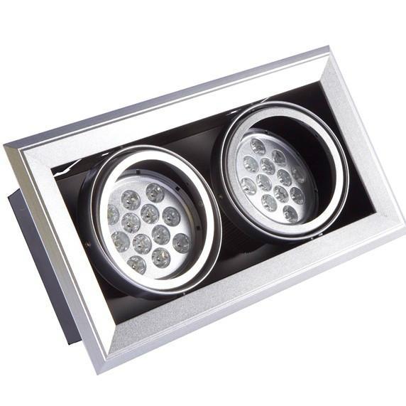 High lumen LED lamp led car grille light 4