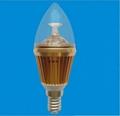E27 E14 LED bulb candle lamp 4