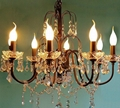 E27 E14 LED bulb candle lamp 5
