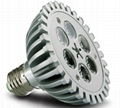6W LED par light