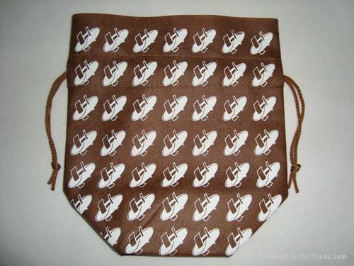 防水尼龙背包拉绳束口袋 5
