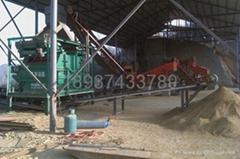 貧鐵礦富集干選設備