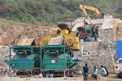 河南礦山機械干選設備