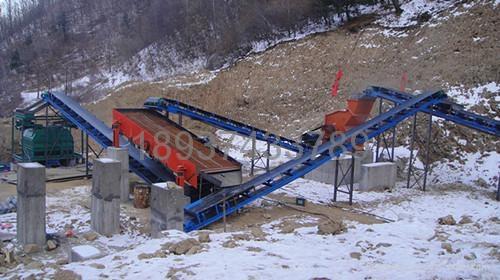 許昌雙滾筒提純鐵礦干選設備 2