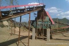 安陽礦石干選機設備