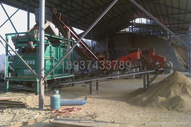 鐵礦石選鐵粉干選設備 1