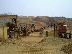 山東干式選礦磁選設備