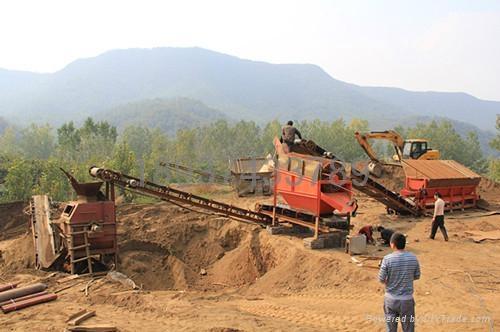 山東干式選礦磁選設備 2
