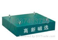 鐵精粉品位可達65以上的干式磁選機 2
