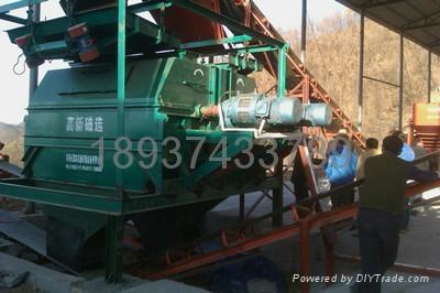 許昌業恆磁鐵礦干選設備 1