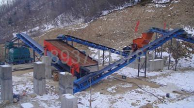 許昌業恆磁鐵礦干選設備 3