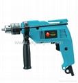 Electric Drill with 550Watt,key chuck  1