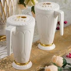 世界首創——高科技璧璽養生陶瓷