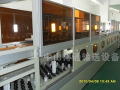 High power energy-saving lamp aging line