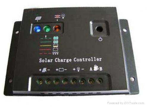 太阳能LED路灯 3