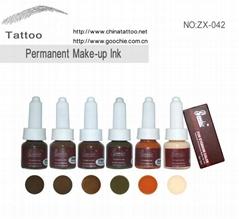 eyebrow pigment cream