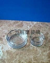 各式玻璃烟灰缸