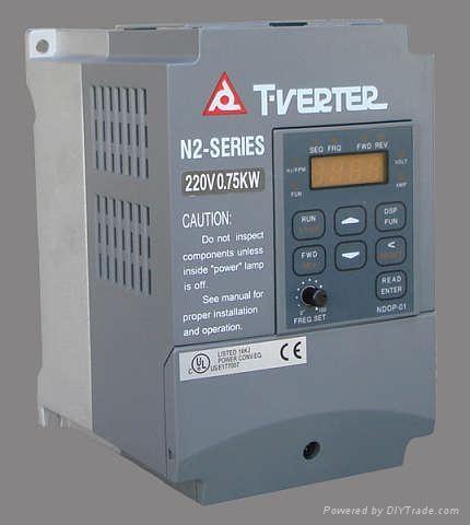 维修台安变频器 1