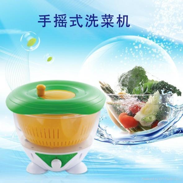 果蔬解毒機、果蔬袪毒洗菜機 3