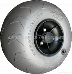 WheelEEZ品牌PVC高端輪子