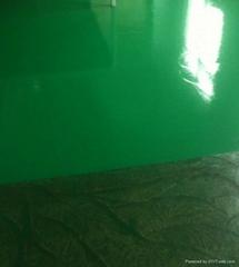環氧樹脂地坪漆