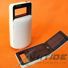 最新款潮流太陽能野營燈