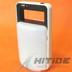便攜式可以給手機應急充電的野營燈
