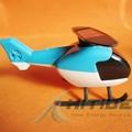 太阳能飞机模型玩具 3