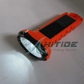 太陽能LED手電筒 4