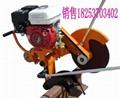 DYQG-4燃油式鋸軌機 1