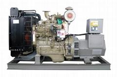 华全动力新款康明斯50KW柴油发电机组