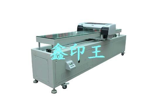 家電玻璃面板彩印機 1