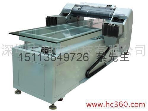 愛普生玻璃印花機 1