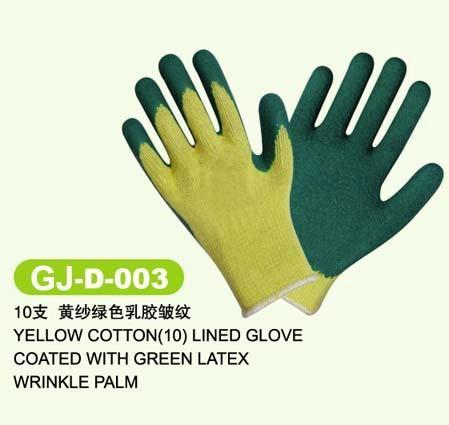 Coated work gloves 3
