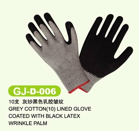 Coated work gloves 4